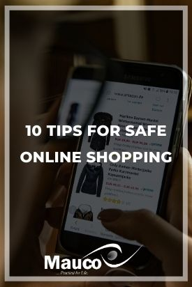 10 Tips for Safe Online Shopping