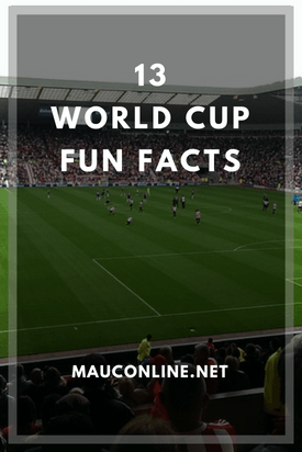 13 World Cup Fun Facts-PINS
