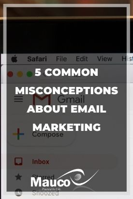 5 Common Misconceptions About Email Marketing