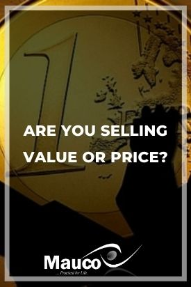 Are You Selling Value or Price