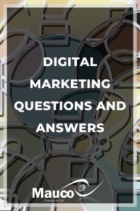 Digital Marketing Questions and Answers