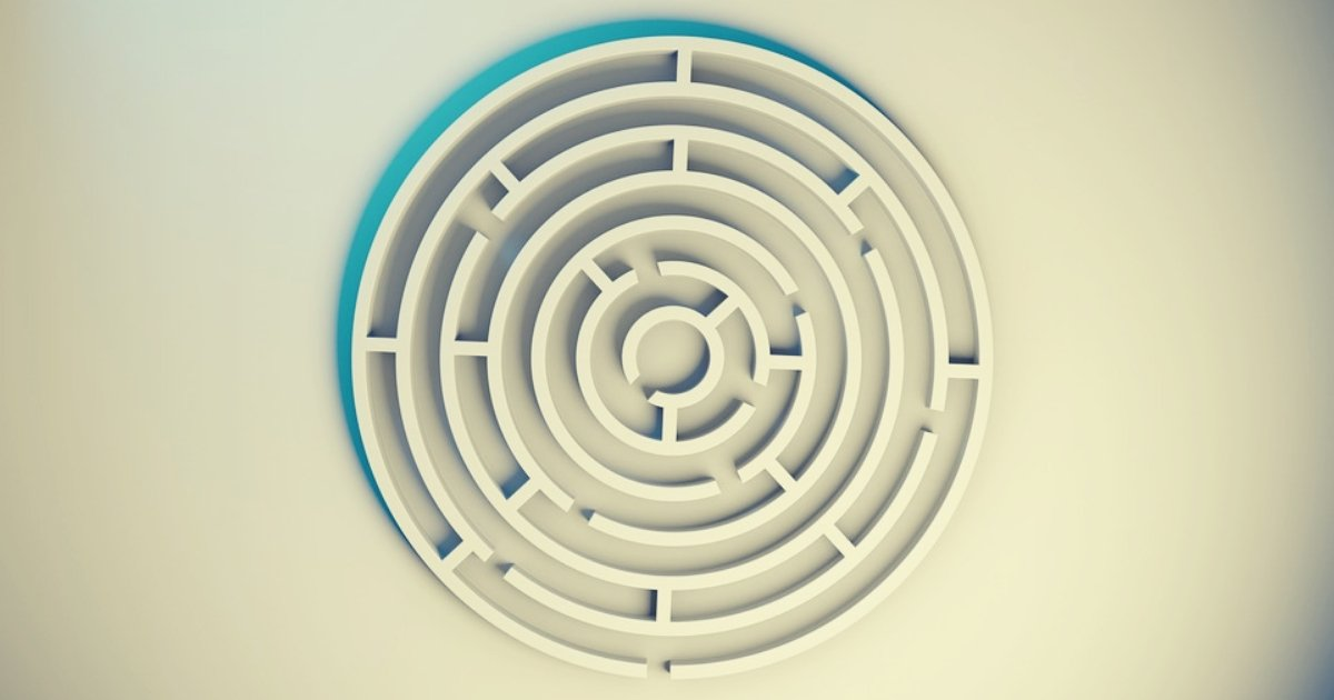 labyrinth concept for trademark copyright
