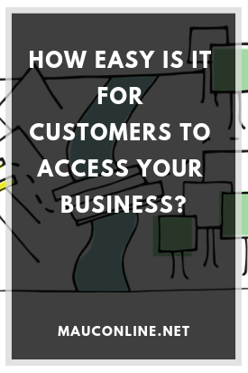 How Accessible is Your Business?-PIN