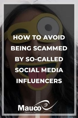 How to Avoid Being Scammed by So-called Social Media Influencers