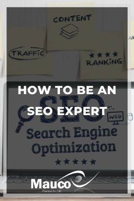 How to Be an SEO Expert