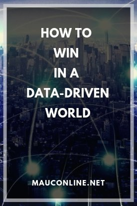 How to Win in a Data-driven World: content marketing