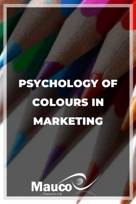 Psychology of Colours in Marketing