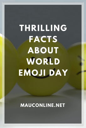 Thrilling Facts about World Emoji Day-PINS