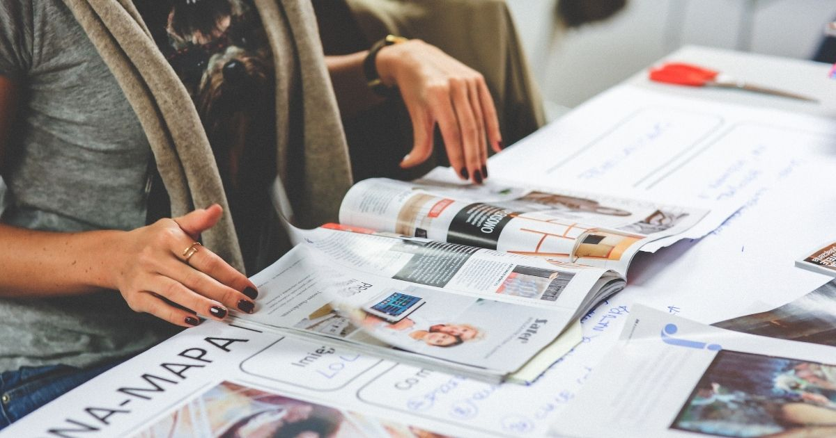 Your Printed Marketing Material Is Not Yielding Results