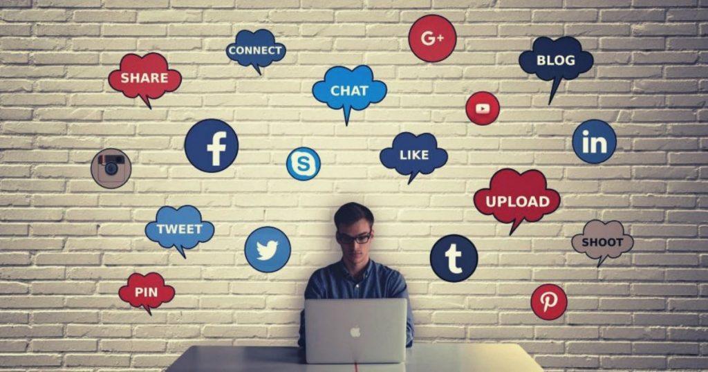 management of social media